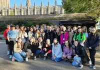 Music Department trip to London