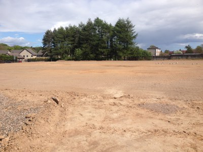 Our all-weather pitch