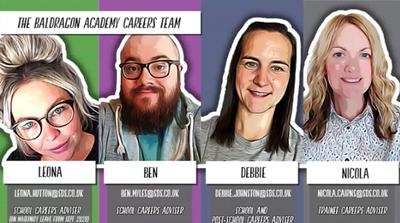 Baldragon Careers Team