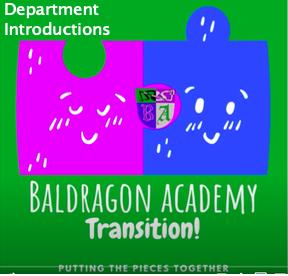 Department Intro